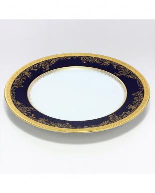 ポンパドール コバルトブルー ケーキプレート19cmを見る
