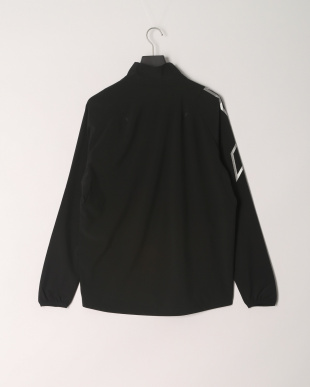 BLK/SIL MENS STRETCH WOVEN JACKETを見る
