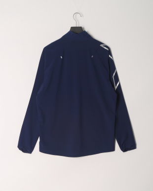 NVY/SIL MENS STRETCH WOVEN JACKETを見る