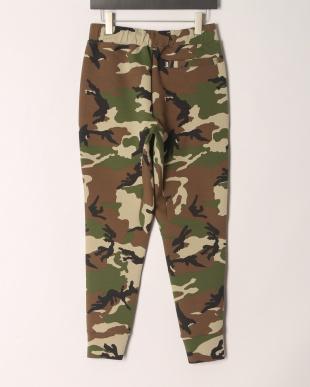カモフラージュ デザインポケット ジョガーパンツを見る