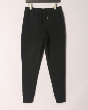 ブラック デザインポケット ジョガーパンツを見る
