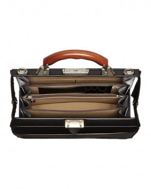 ブラック 日本製 ビジネスバッグ ミニダレスバッグ A5サイズ収納可 EW21572を見る