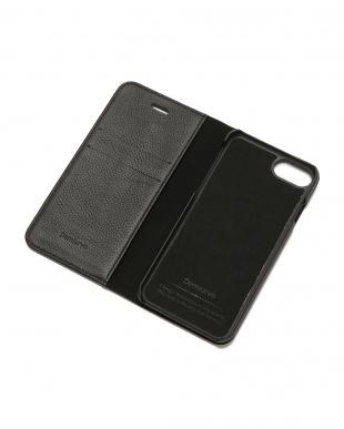 ブラック REMY(レミー)ブラック iPhone8/7/6s/6 兼用フランスレザーケースを見る