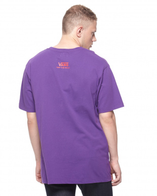 PURPLE 半袖Tシャツを見る