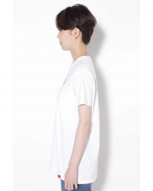 WHITE プリントTシャツ R/B(バイイング)を見る