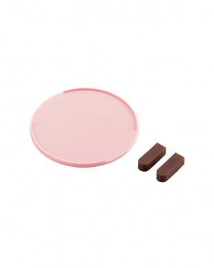 ピンク  「車載スマホスタンド」 ゲル吸盤タイプ/縦置き・横置き対応を見る