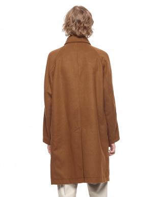 camel サーモライトメルトンステンカラーコートを見る