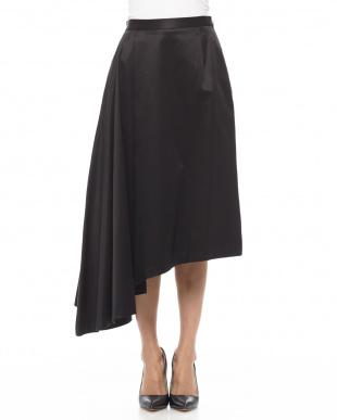 ピーコックグリーン サイドテールスカートを見る