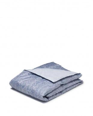 ブルー 合掛羽毛布団を見る