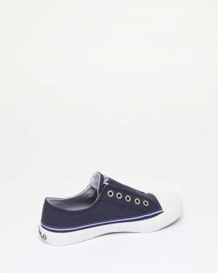 NAVY CANVAS W/BLUE PP RALLYEを見る