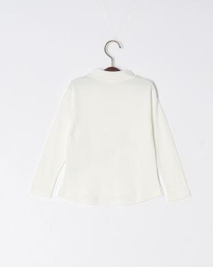 オフホワイト 4色2柄長袖Tシャツを見る