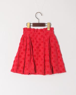 レッド 花JQスカートを見る