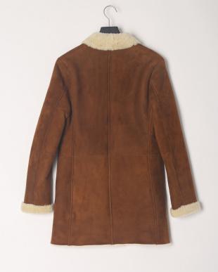 khaki UNKNOWN:SHEEPSKIN MOUTON COATを見る