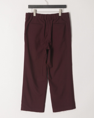 wine THEE:STRIGHT EASY PANTSを見る