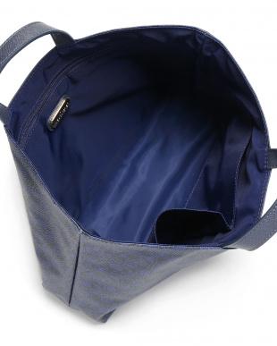 ネイビー モノグラムバッグインバッグを見る