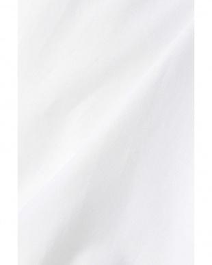 ホワイト [MAISON JEJIA]パジャマシャツ アッシュスタンダードを見る
