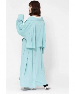 BLUE TRENCH COAT DRESS R/B(バイイング)を見る