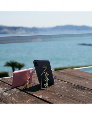 PINK モバイルケース(SIZE:IPHONE X,XS)を見る