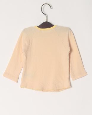ピンク 60/-先染接結 ベビーL/S Tシャツを見る