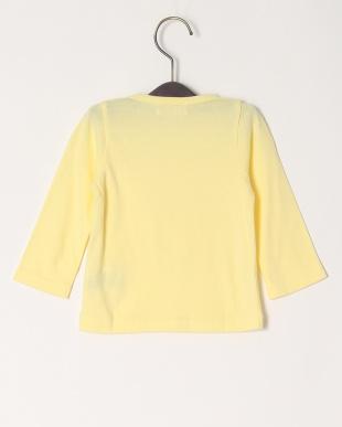 イエロー 16/-サークルエアーテンジクロゴPT ベビーL/S Tシャツを見る