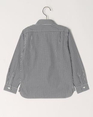 ブラック ギンガムCH L/Sシャツを見る