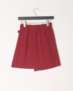 Bordeaux ・リボン台形スカートを見る