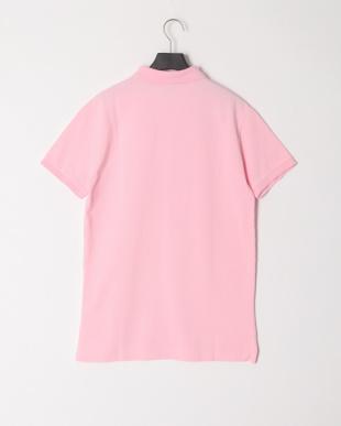 ピンク 半袖ポロシャツを見る