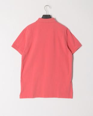 レッド 半袖ポロシャツを見る