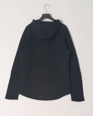 PUMA BLACK  EVOSTRIPE フーデッドジャケットを見る