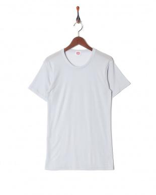 ライトグレー 吸水速乾 メッシュ ウルトラドライ クルーネックシャツ  3セットを見る