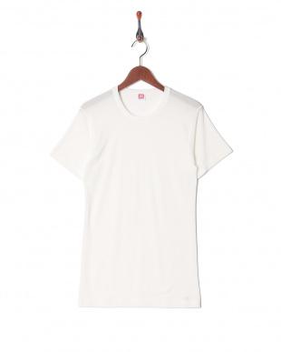 ホワイト 吸水速乾 メッシュ ウルトラドライ クルーネックシャツ  3セットを見る