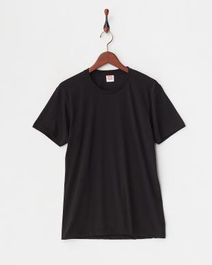 ブラック 吸水速乾 ウルトラドライ クルーネックシャツ  3セットを見る