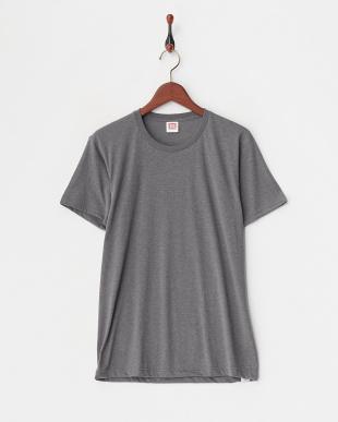 グレー 吸水速乾 ウルトラドライ クルーネックシャツ  3セットを見る