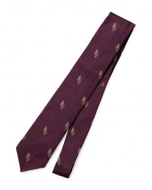 パープル ネクタイを見る
