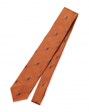 オレンジ ネクタイを見る