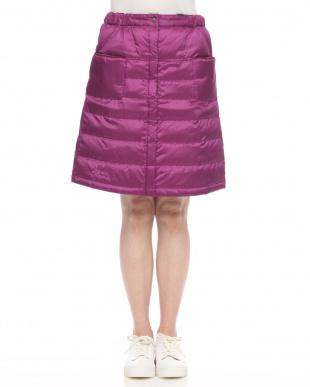 ラズベリー サーモラインダウンスカートを見る