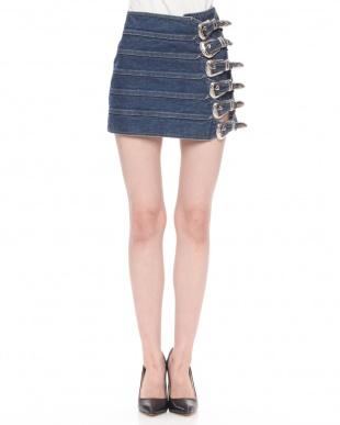 ブルー  スカート を見る