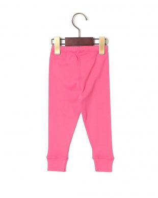 ピンク ベビーパンツを見る