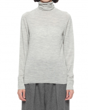 GRY 18G SWG turtle neck pulloを見る
