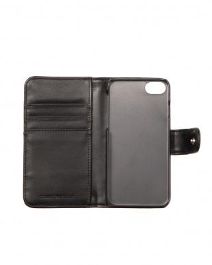 BLACK スマイルiphone8ケースを見る
