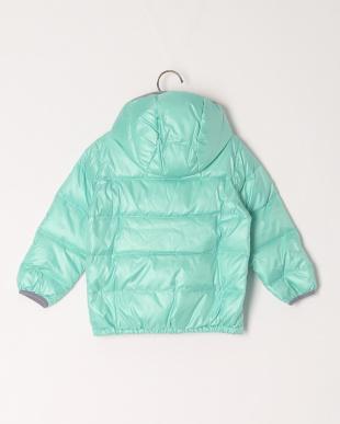 GREEN baby hi-loft down sweater hoodを見る