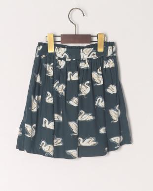 MULTI  ステラキッズ スカートを見る