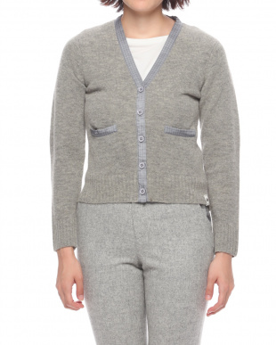 Light Gray WOMENS CARDIGAN SWEATERを見る