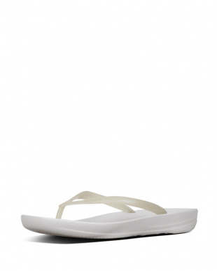 Urban White  IQUSHION - PEARLISED FLIP-FLOPSを見る