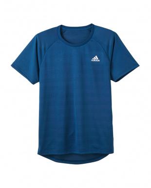 ネービーブルー クルーネックTシャツ 2点セットを見る