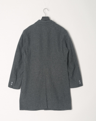 Dark Gray KOE×THOM BROWNE. CHESTERFIELD COATを見る