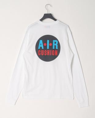 ホワイト  Air Cushion T-shirtを見る