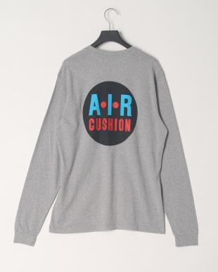 ヘザーグレイ Air Cushion T-shirtを見る