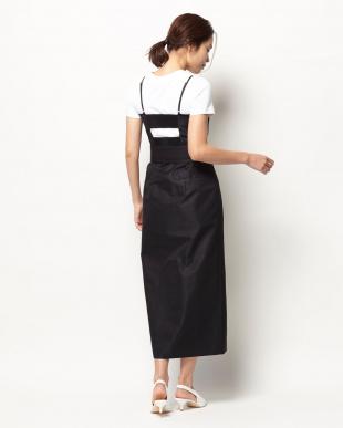ブラック GIZA Bear Top Dressを見る
