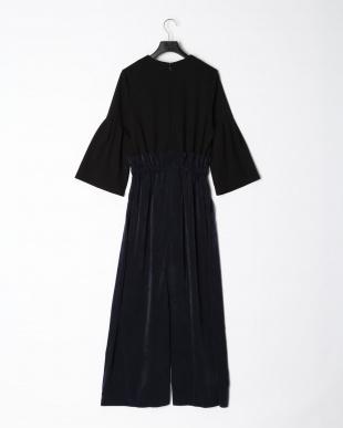 ブラック Layerrd Pants Dressを見る
